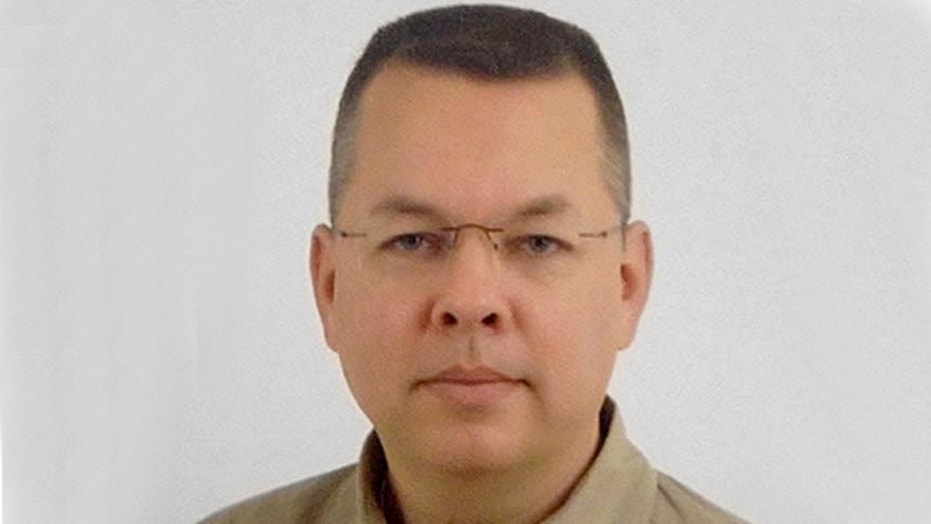 Andrew Brunson new