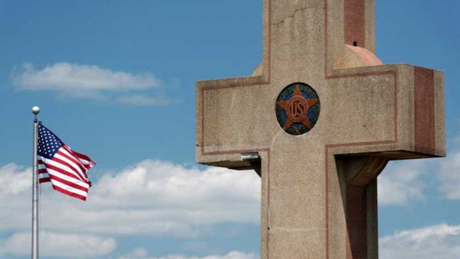 Federal Court Rules World War I Memorial Cross Must Be Torn Down
