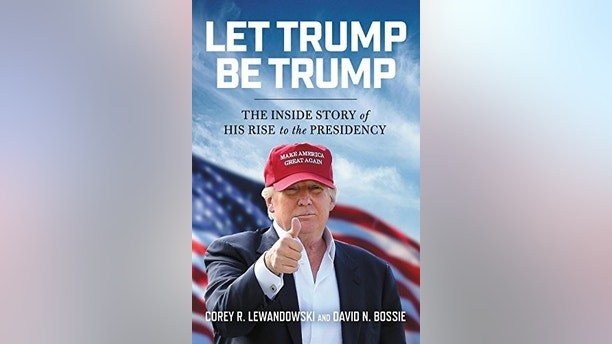Let Trump be Trump book cover