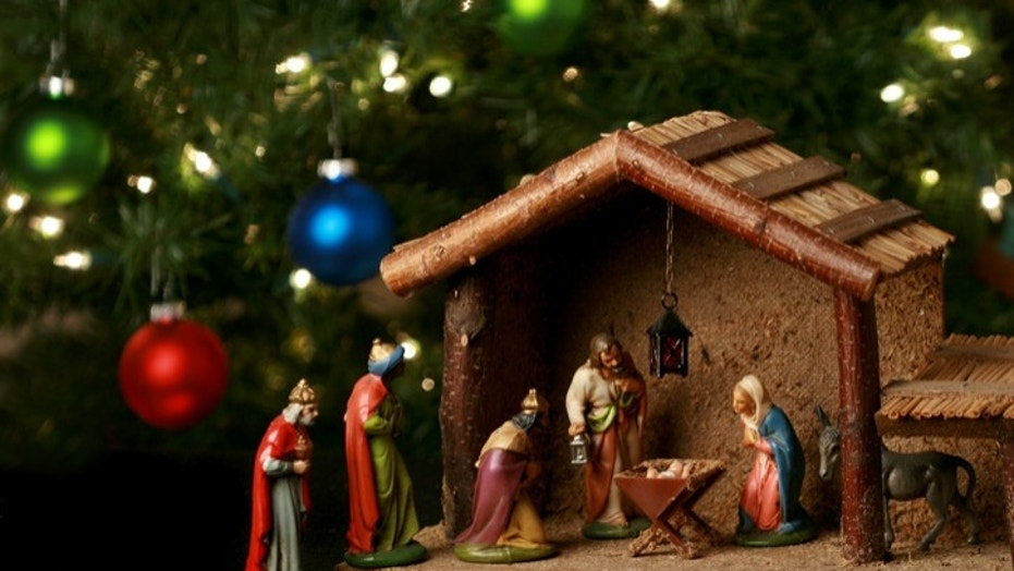 Mary Takes Action When Sheep Steals Baby Jesus In Best Christmas Pageant Ever