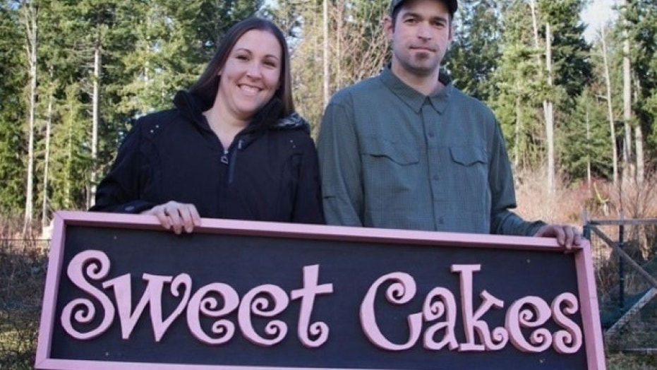 Melissa and Aaron Klein have been ordered to pay $135,000 to a lesbian couple the bakers declined to make a cake for.