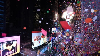 New year NYC