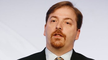 Chuck Todd, political director at NBC News, takes part in the NBC News Decision '08 panel at the NBC Universal summer press tour  in Beverly Hills, California  July 21, 2008.