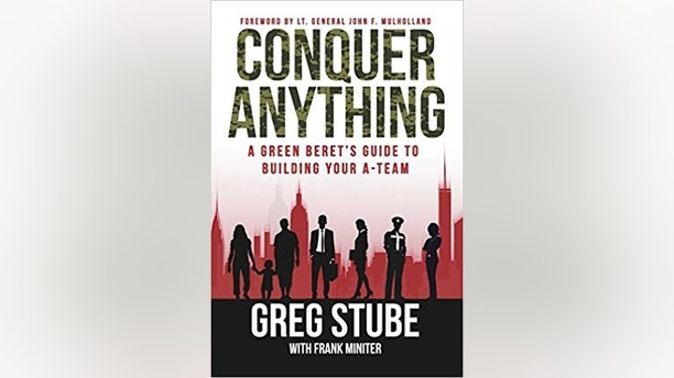 Greg Stube Conquer Anything