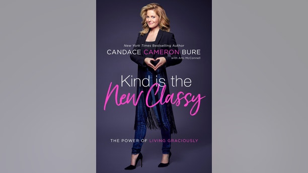 Candace Cameron Bure book cover