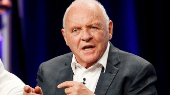 "Cast member Sir Anthony Hopkins participates in a panel for the series ""Westworld"" at the HBO Television Critics Association Summer Press Tour in Beverly Hills, California, U.S., July 30, 2016."