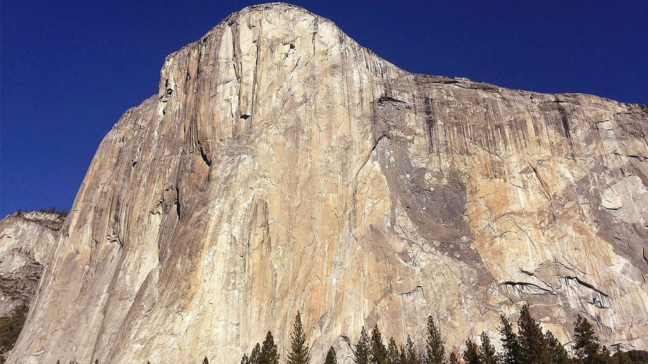 FILE -- El Capitan in Yosemite National Park, Calif.