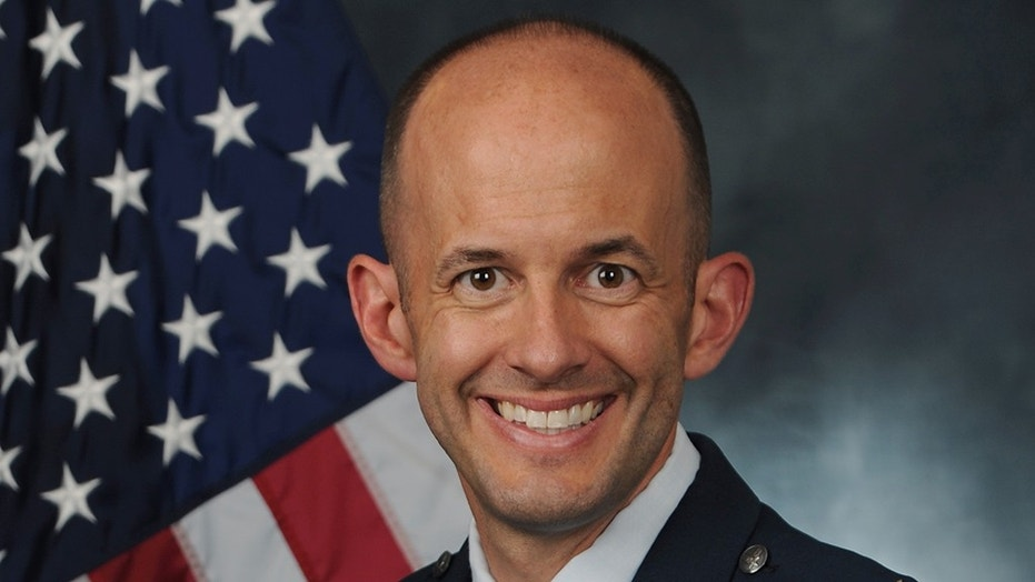 Col. John Teichert, Commander, 412th Test Wing and Edwards Air Force Base.