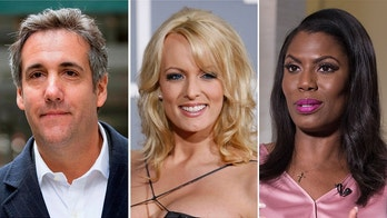 President Trump's former attorney, Michael Cohen, Stormy Daniels and Omarosa Manigault Newman