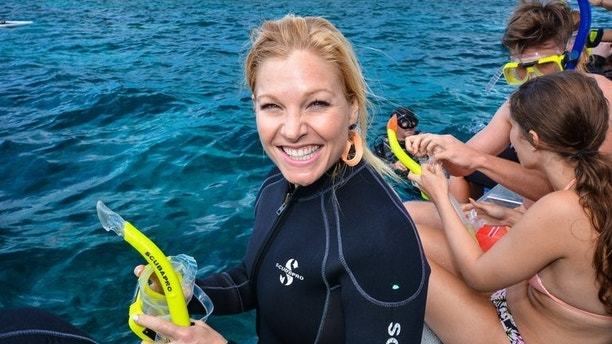 What Does Ima Mean >> Anna Kooiman: Exploring the Great Barrier Reef   Fox News