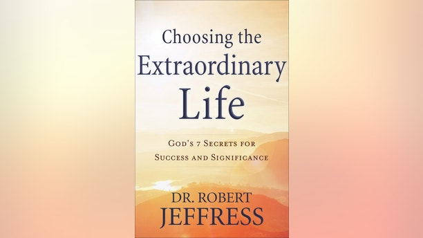Dr. Robert Jeffress book cover