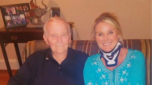 Heather Childers recovery at home in NC