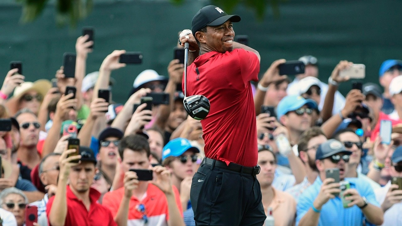 Britt McHenry: Why Tiger Woods' win is so much more than just a victory on the golf course | Fox News