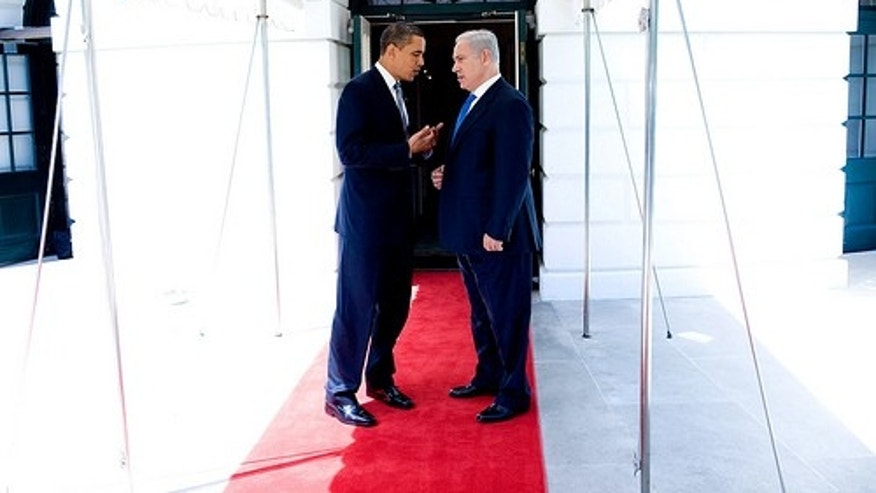 President Obama and PM Netanyahu