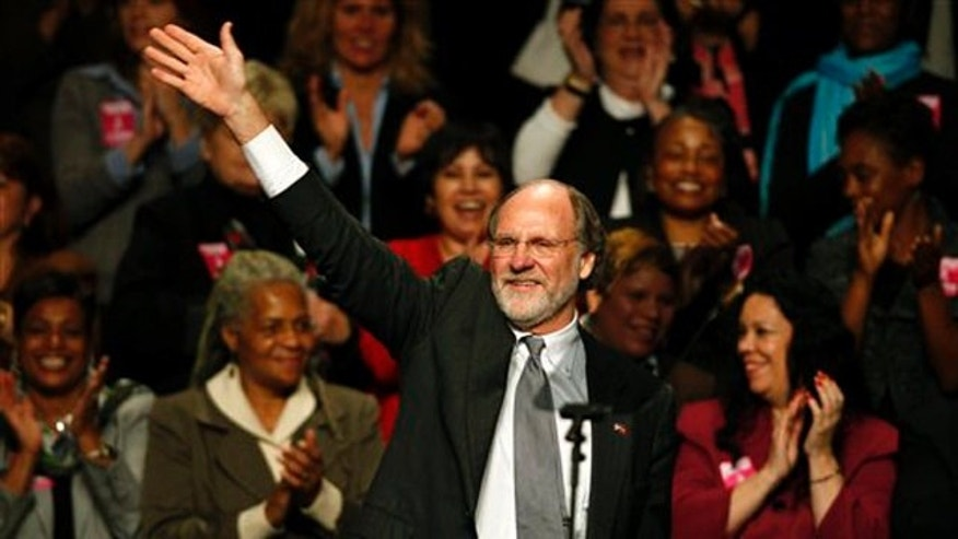 New Jersey Gov. Jon Corzine, who remains in a dead heat with Republican challenger Chris Christie, has relied heavily upon President Obama for a boost to his candidacy (AP).