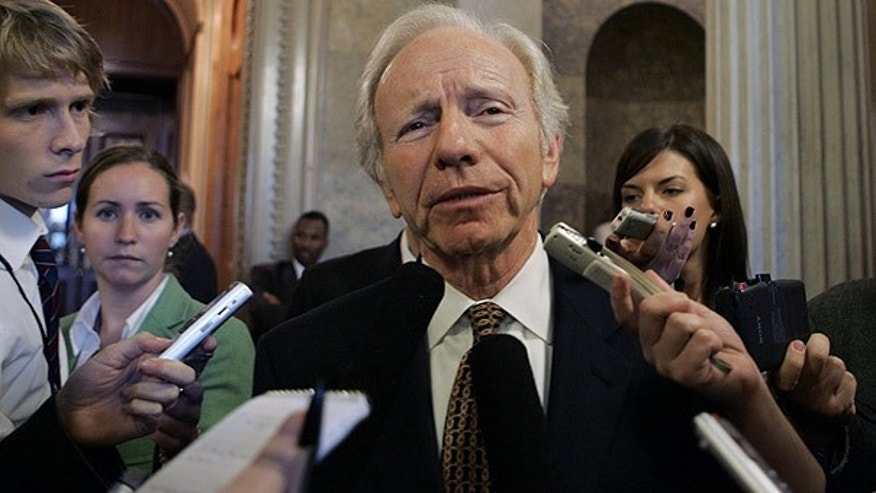 "If a government health plan is part of the deal ""as a matter of conscience, I will not allow this bill to come to a final vote,"" Sen. Joseph Lieberman, I-Conn, said."