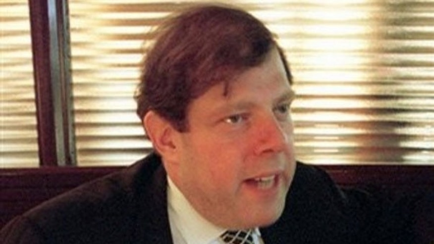 Mark Penn worked as Hillary Clinton's chief strategist during the 2008 presidential campaign (AP).