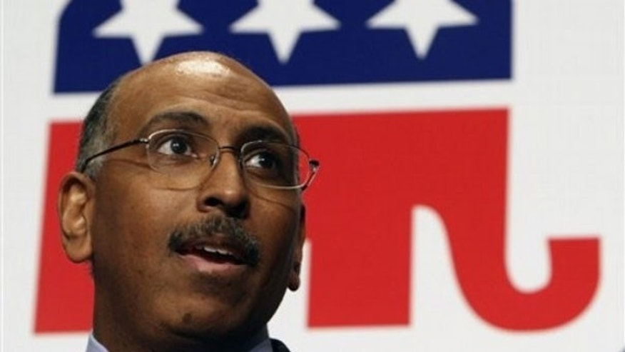 Republican National Committee chairman Michael Steele (AP).