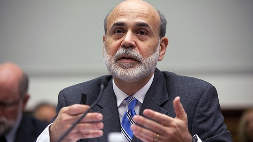 Oct. 1: Federal Reserve Board Chairman Ben Bernanke testifies on Capitol Hill. (AP)