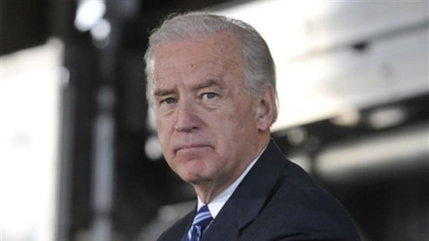 FILE: Vice President Joe Biden (AP)