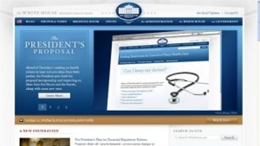 The WH health care proposal is on Whitehouse.gov
