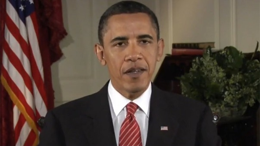 President Obama appeals to young voters, women, Latinos and African Americans in a video seeking support for Democrats in the November 2010 election (BarackObama.com).