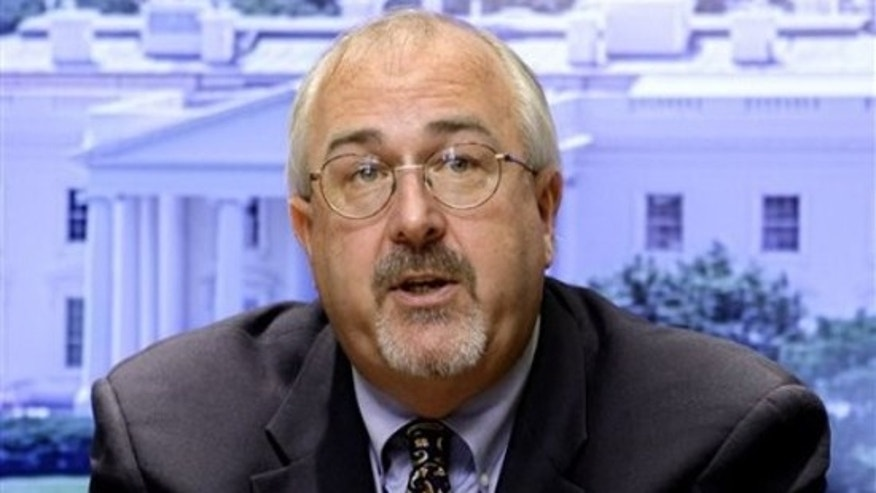 Federal Emergency Management Agency (FEMA) Director Craig Fugate outlines his strategy to meet the challenges facing FEMA, Monday, Aug. 3, 2009. (AP)