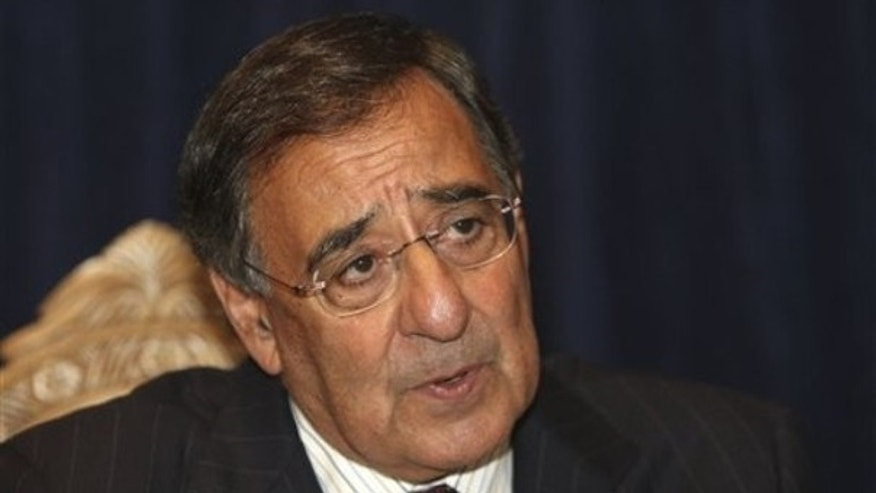 CIA Director Leon Panetta speaks at the Bint Jebail Cultural Center in Dearborn, Mich., Sept. 16, 2009. (AP Photo)