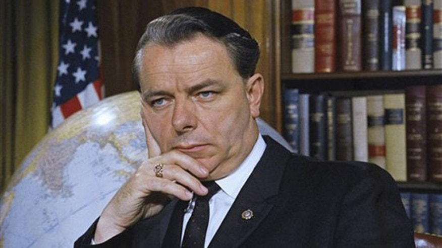 July 5, 1967: Sen. Robert Byrd of West Virginia, a fiery orator versed in the classics and a hard-charging power broker who steered billions of federal dollars to the state of his Depression-era upbringing, died June 28, 2010.