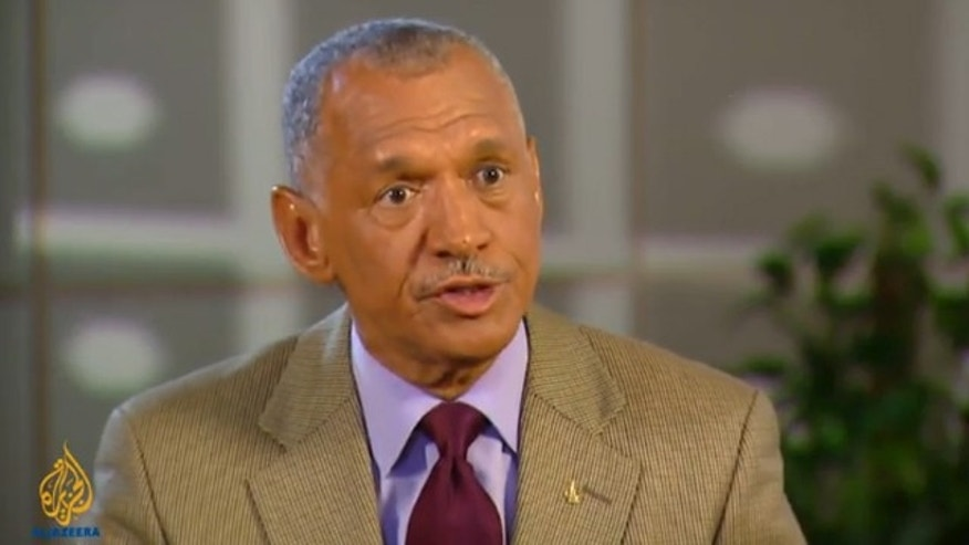 Shown here is NASA Administrator Charles Bolden. (YouTube)
