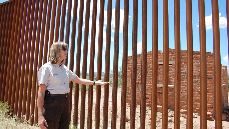 "July 2, 2010: Sally Gall, acting refuge manager at the Buenos Aires National Wildlife Refuge in Arizona, estimated that a ""couple hundred"" individuals now attempt to cross the closed portion of the refuge daily, or roughly 5 percent of the estimated flow four years ago."