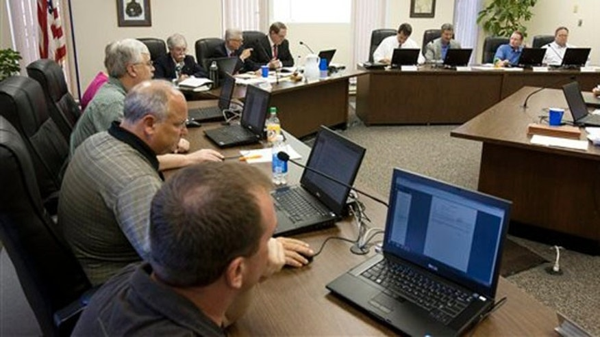 The Fremont City Council meets July 27 over its illegal immigration policy. (AP Photo)