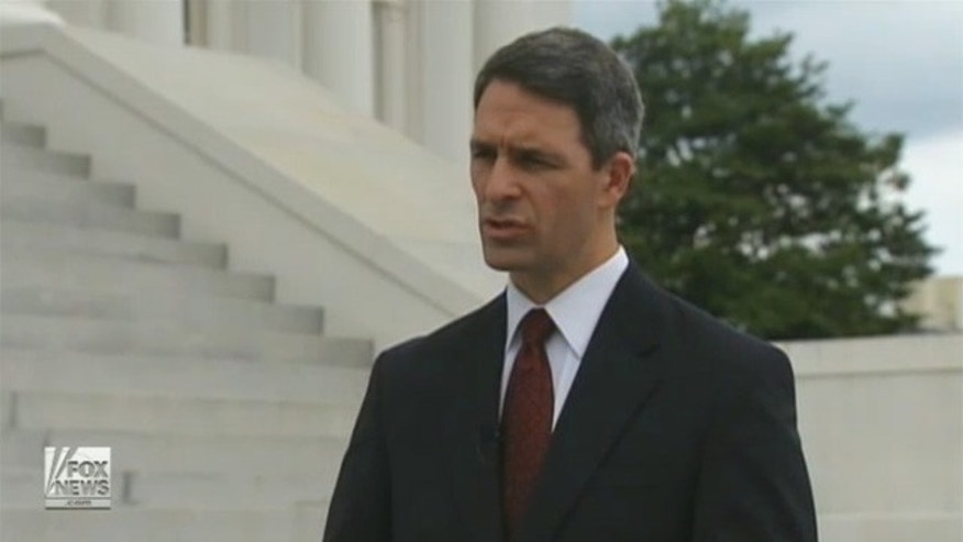 FILE: Virginia Attorney General Ken Cuccinelli. (FNC)