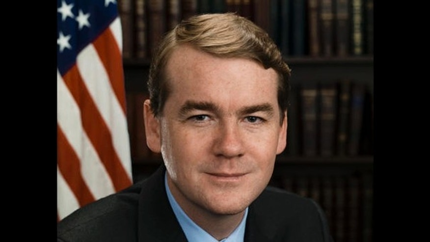Democratic Sen. Michael Bennet of Colorado