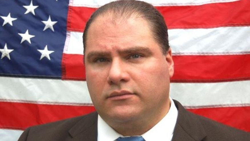 Democratic candidate Chris Young is vying to be mayor of Providence, R.I.