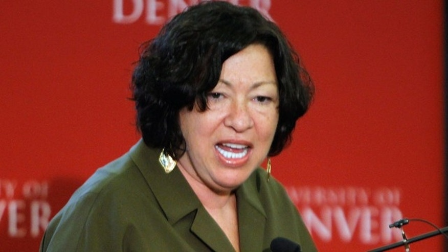 Aug. 26: Supreme Court Justice Sonia Sotomayor speaks at the Law School at the University of Denver.