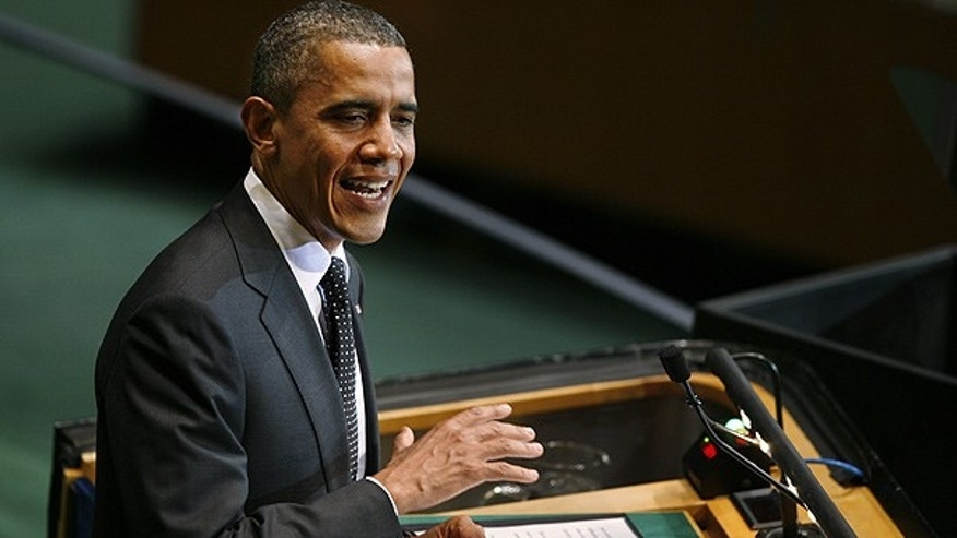 Sept. 22: President Obama speaks at a summit on the Millennium Development Goals at U.N. headquarters.