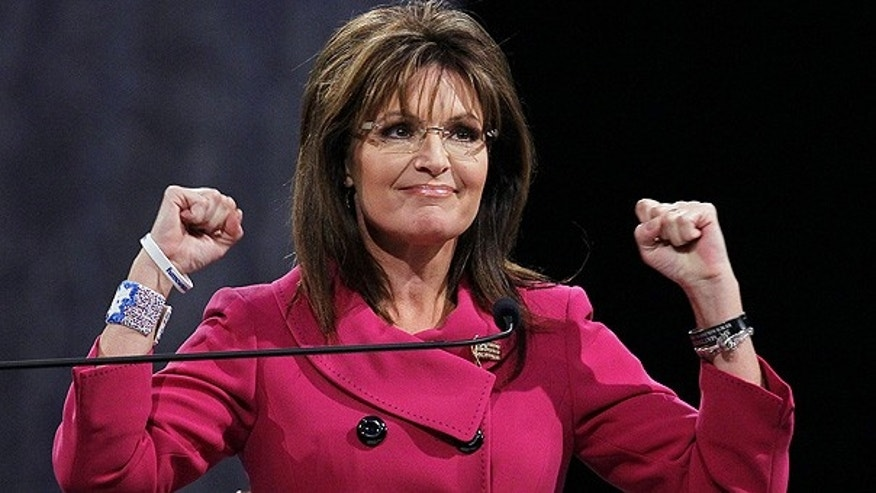 Sept. 16: Former Republican vice presidential candidate Sarah Palin addresses the National Quartet Convention in Louisville, Ky.