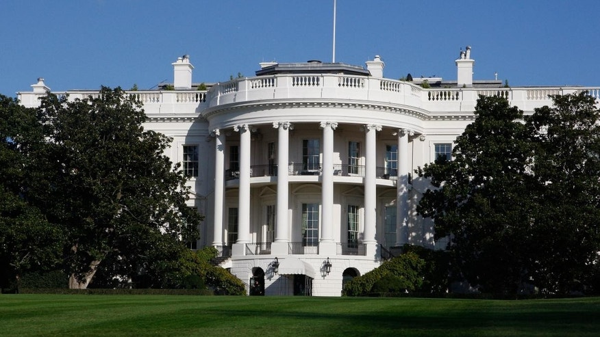 The White House (AP File)