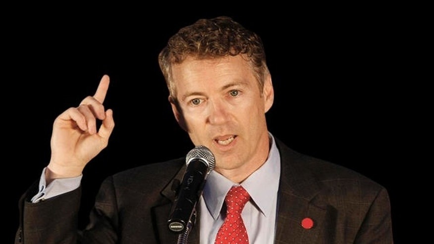 Rand Paul/AP