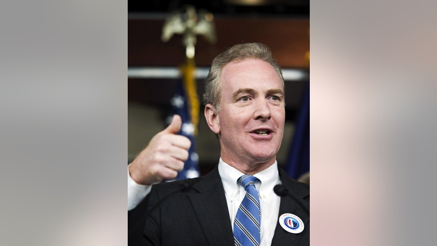 Rep. Chris Van Hollen (D-Md.) AP File Photo