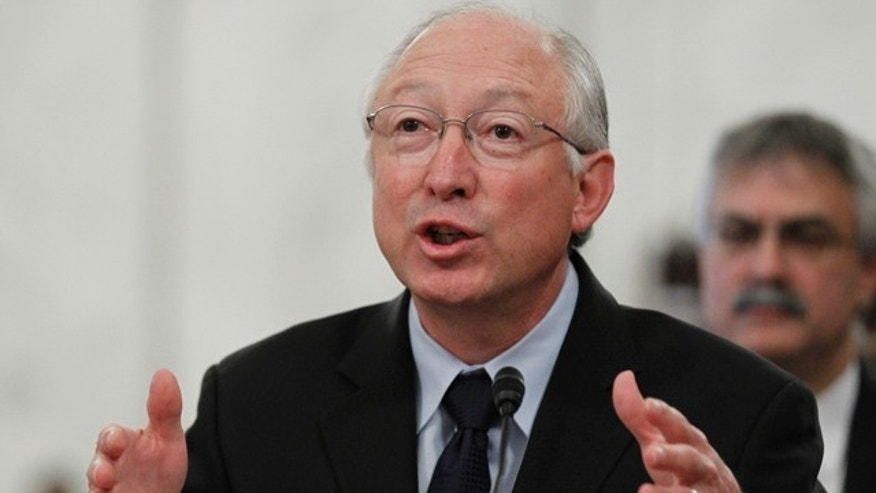 May 18: Interior Secretary Ken Salazar testifies on Capitol Hill.