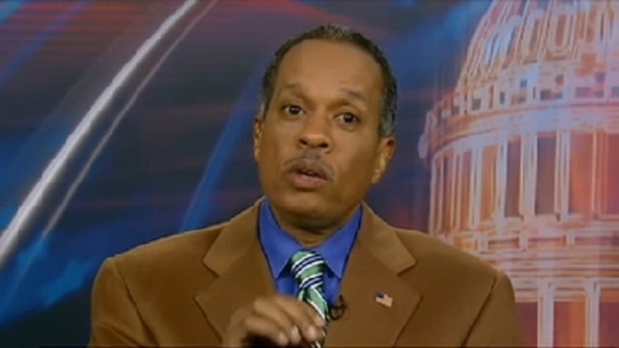 Shown here is Fox News contributor Juan Williams. (FNC)