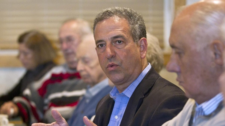 Democratic Senator Russ Feingold. (AP Photo)