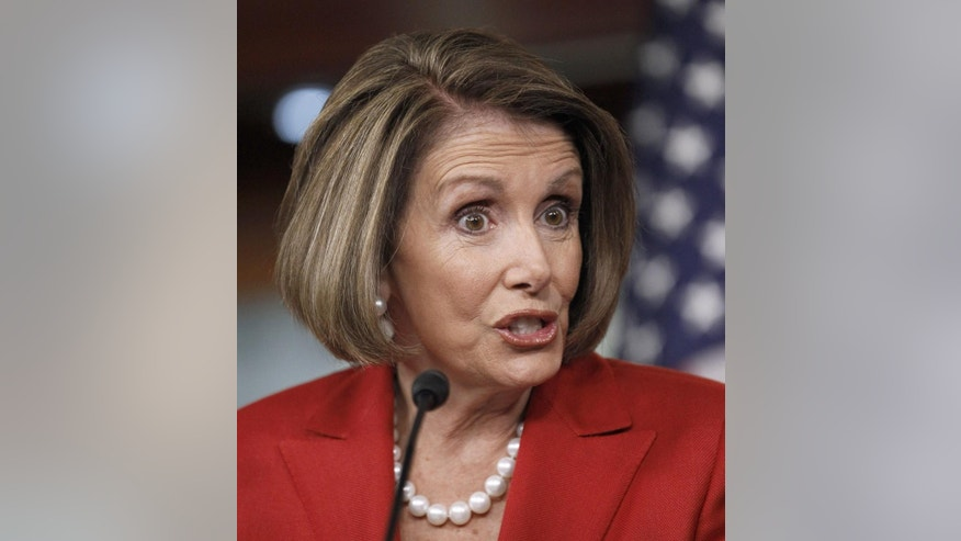House Speaker Nancy Pelosi/AP file