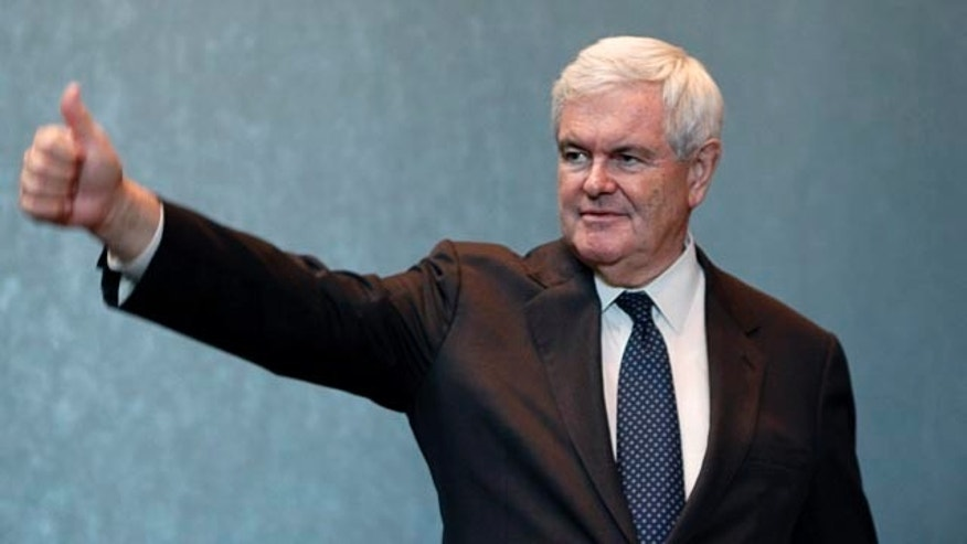 When Newt Gingrich the former Speaker of the House showed up in Iowa, it raised the question of if he plans to run in the 2012 presidential election.