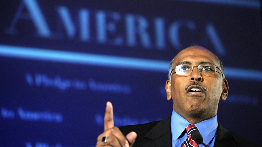 RNC Chairman Michael Steele (AP File)
