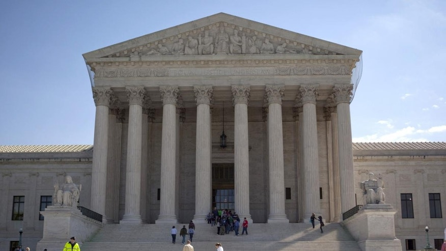 U.S. Supreme Court (AP File Photo)