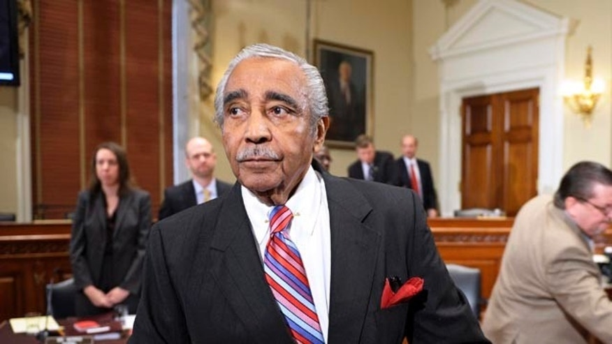 Nov. 15: Rep. Charles Rangel, D-N.Y. appears on Capitol Hill in Washington before the Committee on Standards of Official Conduct's adjudicatory hearing into his alleged ethics violations.