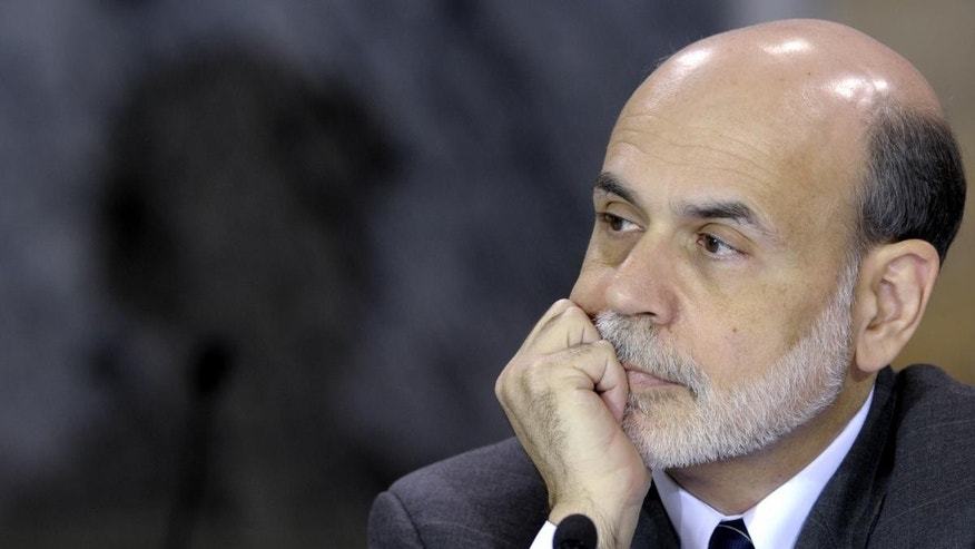 Federal Reserve Chairman Ben Bernanke (AP Photo/Susan Walsh)